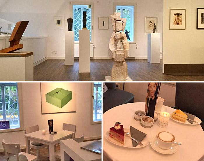 Kunstcafé Kränholm, Foto: Inga Harenborg