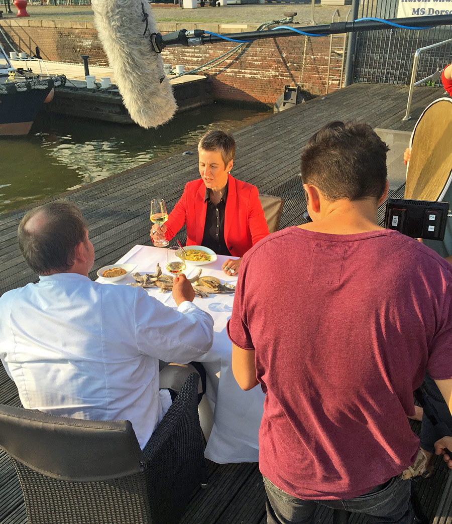 Making of: What do you eat in Bremen?