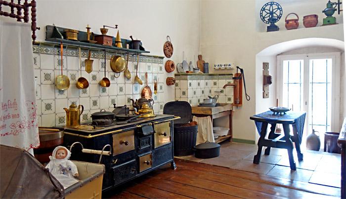 Mein Lieblingsraum: Die Küche