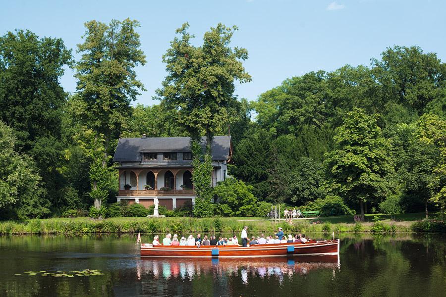 Ausflugstour mit der Marie im Bürgerpark, Foto: Torsten Krüger