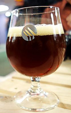 Altbier auf dem Craft Bier Event