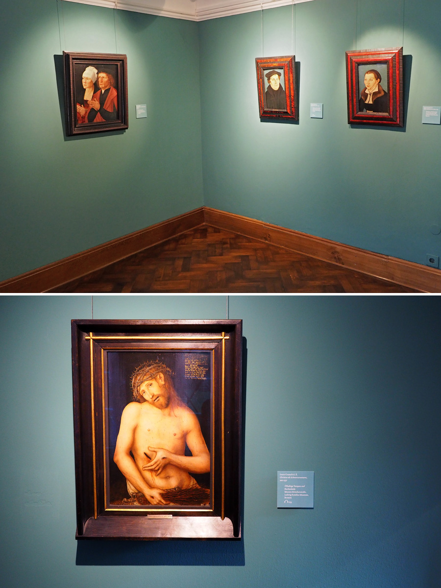 Seine Werke kennt man aus dem Religions- und Kunstunterricht: Lucas Cranach der Ältere war einer der bedeutendsten Maler der Renaissance.