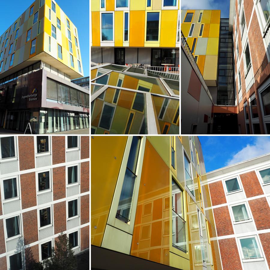 Alt trifft neu: Die Architektur des Gebäudes ist nicht nur für Fotografierende spannend zu betrachten.