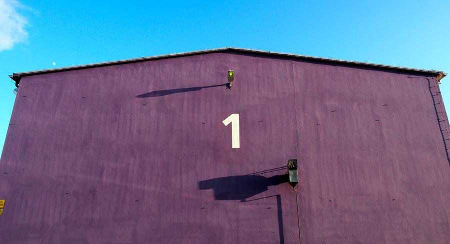 Die Nummer 1 bleibt stehen. In dem lang gezogenen Gebäude kommen Theater und Bremer Philharmonie unter.